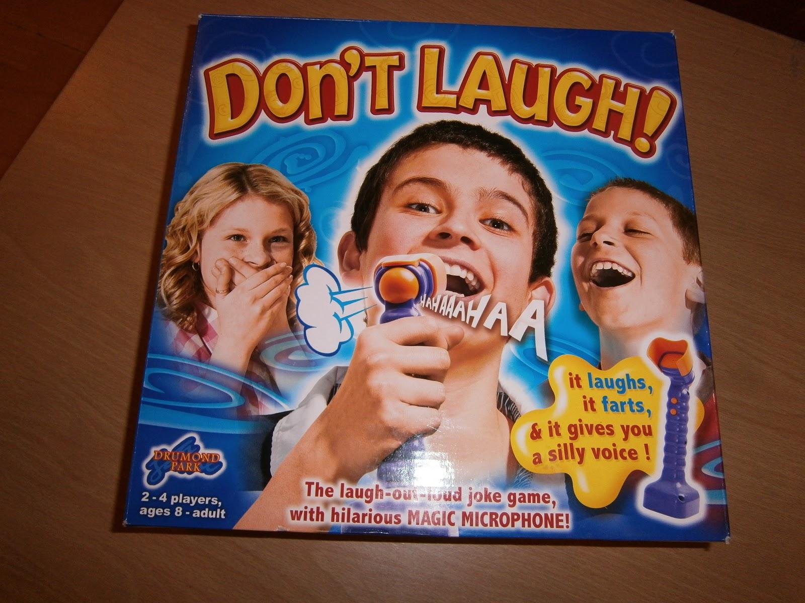 Co Znaczy Dont Laugh