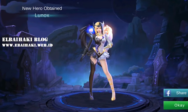Hero Lunox Mobile Legends