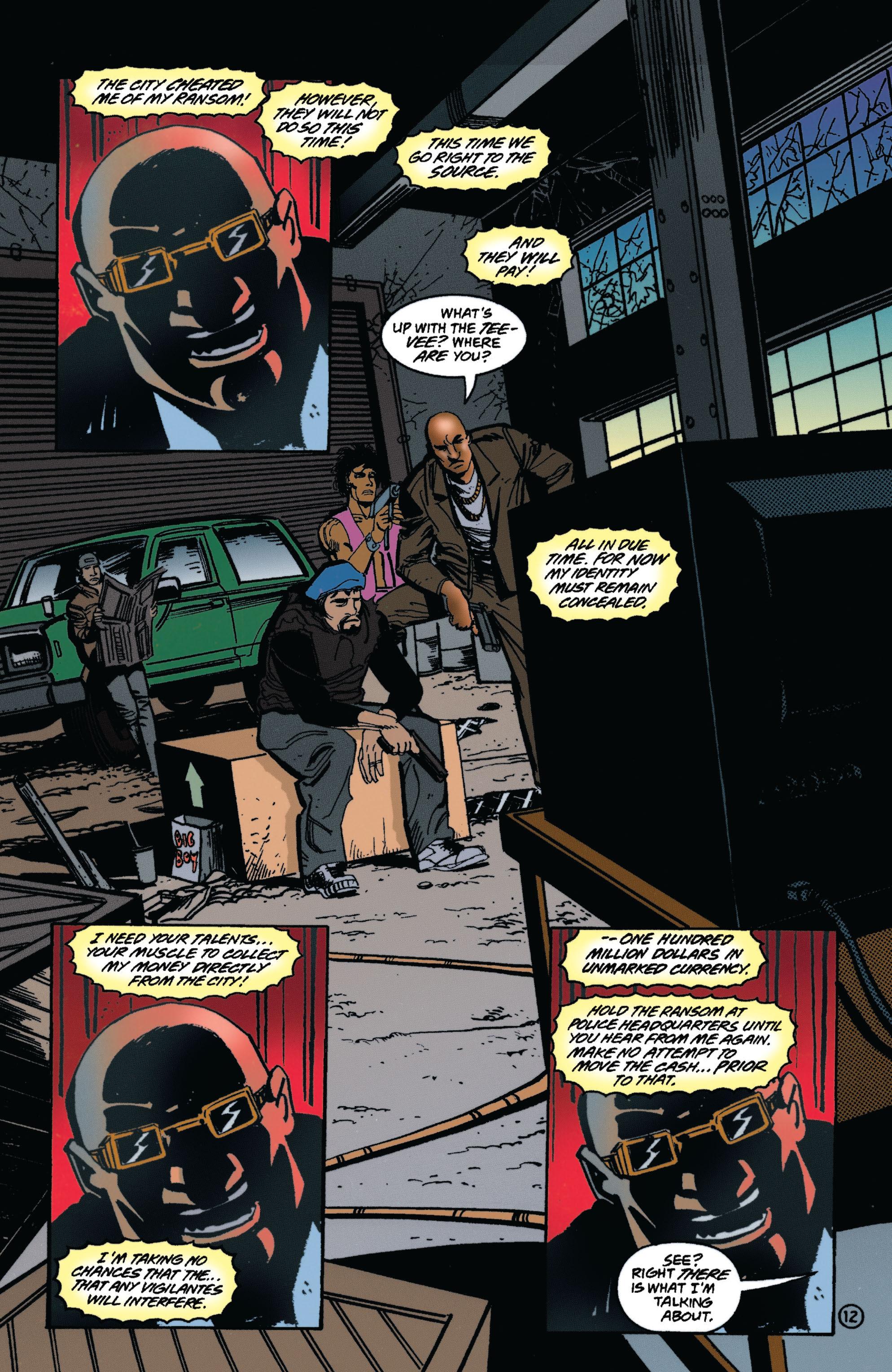 Detective Comics (1937) 721 Page 11