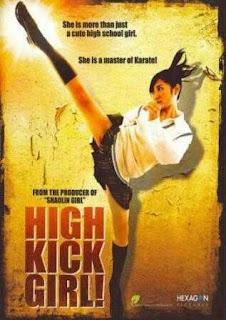 High Kick Girl (2009) Hindi Dual Audio Movie 100Mb hevc BRRip