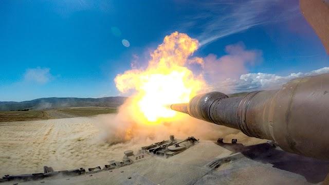 Φωτιά κι ατσάλι σε άσκηση στον Έβρο: Τεθωρακισμένα και Apache κόβουν την ανάσα (ΦΩΤΟ)