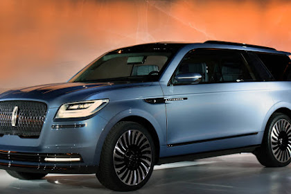 Lincoln Navigator 2017 Reviews, Specs, Price