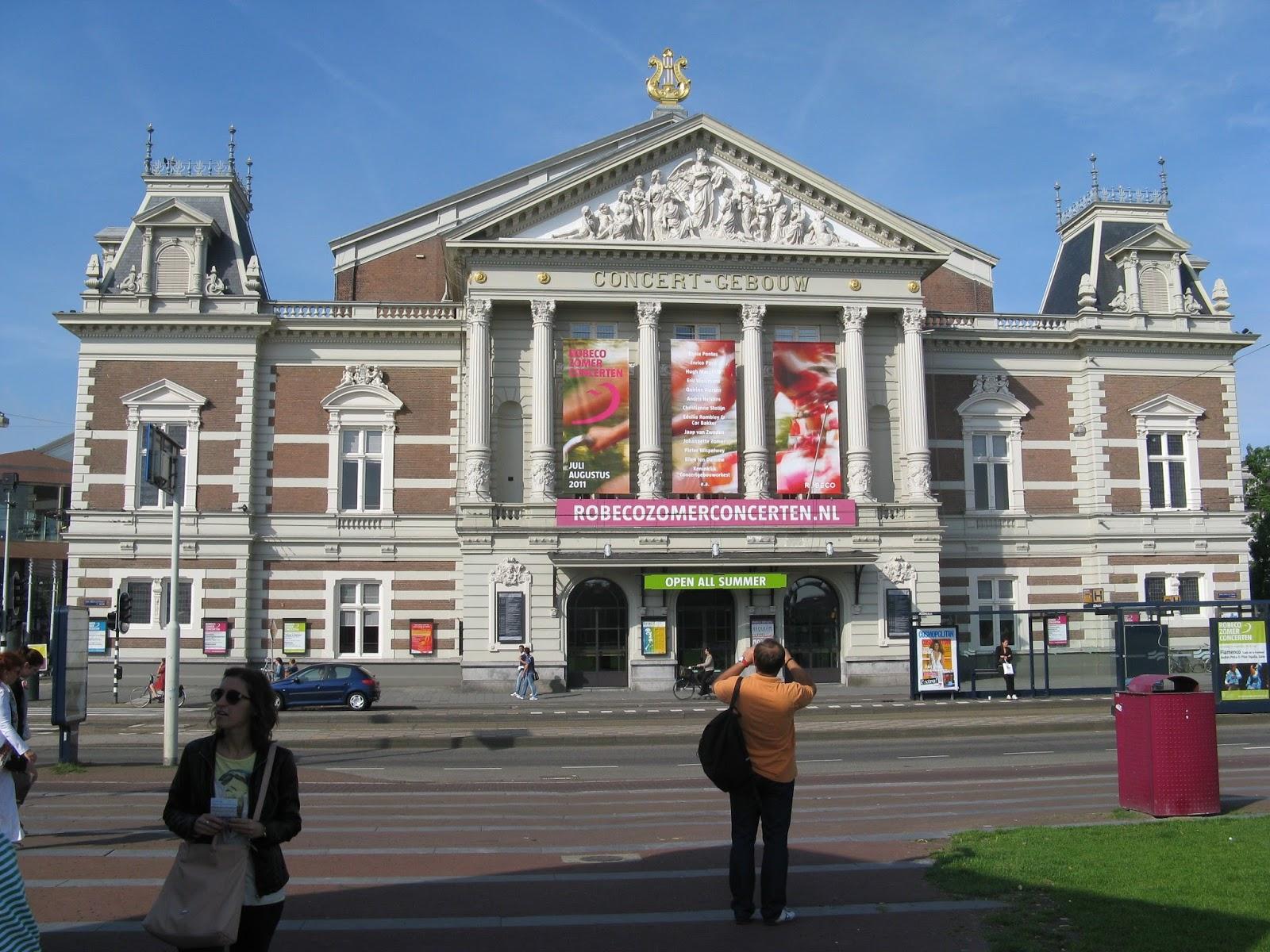 Groen Led Licht : Groen led licht op het koninklijk concertgebouw led nieuws