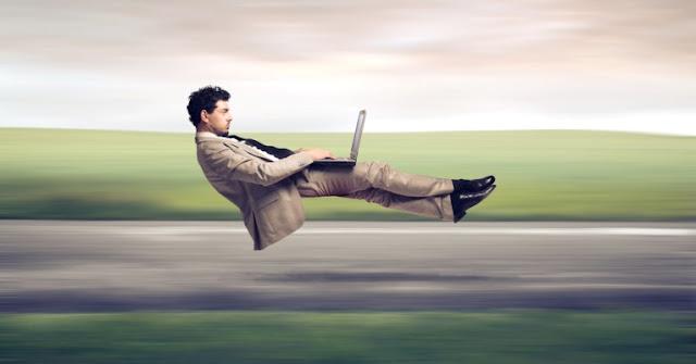طريقة سهلة للحصول على سرعة انترنت عالية !