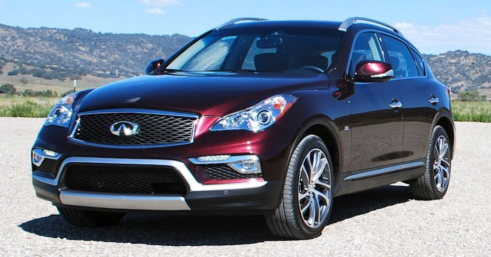 infiniti to debut innovative v6 petrol engine in their new suv. Black Bedroom Furniture Sets. Home Design Ideas