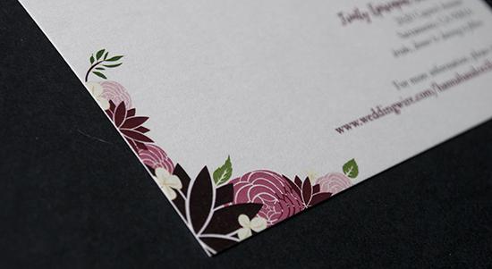 wedding invitations, sacramento wedding
