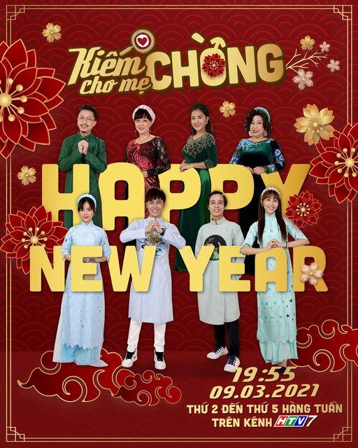 Kiếm Chồng Cho Mẹ Chồng - HTV7 (2021)