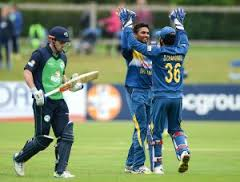 Sri Lanka vs Ireland 2nd ODI