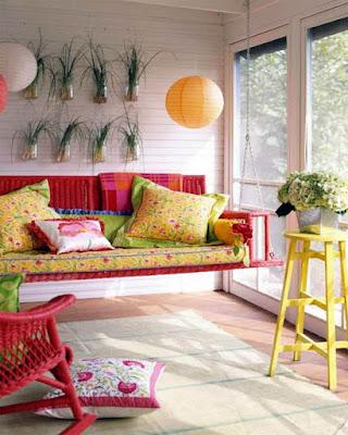 decor home summer