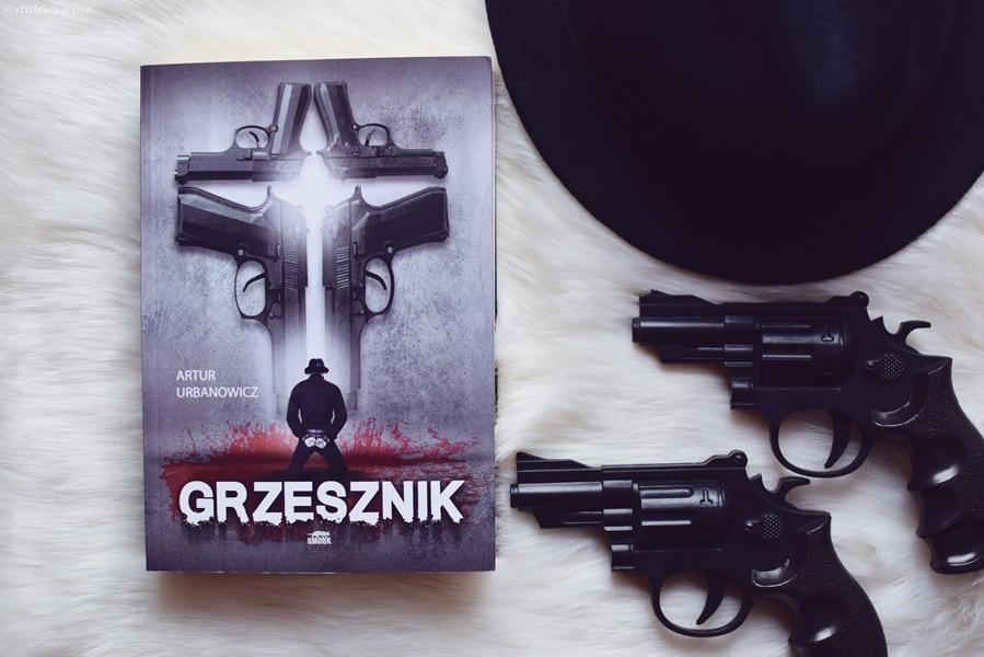 ArturUrbanowicz, Grzesznik, horror, mafia, opowiadanie, recenzja,