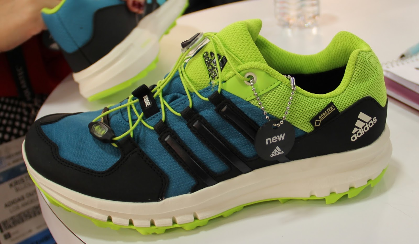 ADIDAS FOOTWEAR OUTDOORS Fall 2014