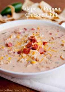 chicken chili recipe, jalapeno chicken chili recipe, jalapeno popper chili