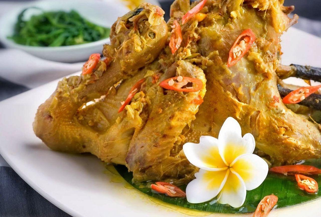 Resep Ayam Betutu khas Bali (merahputih.com)