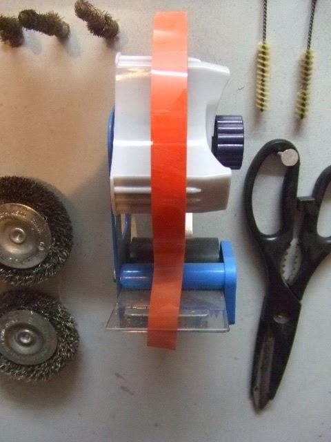 powder coating high temp tape dispenser how to