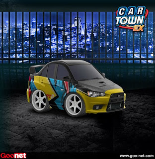 Mitsubishi Lancer Evolution X 2008 Lituta Design