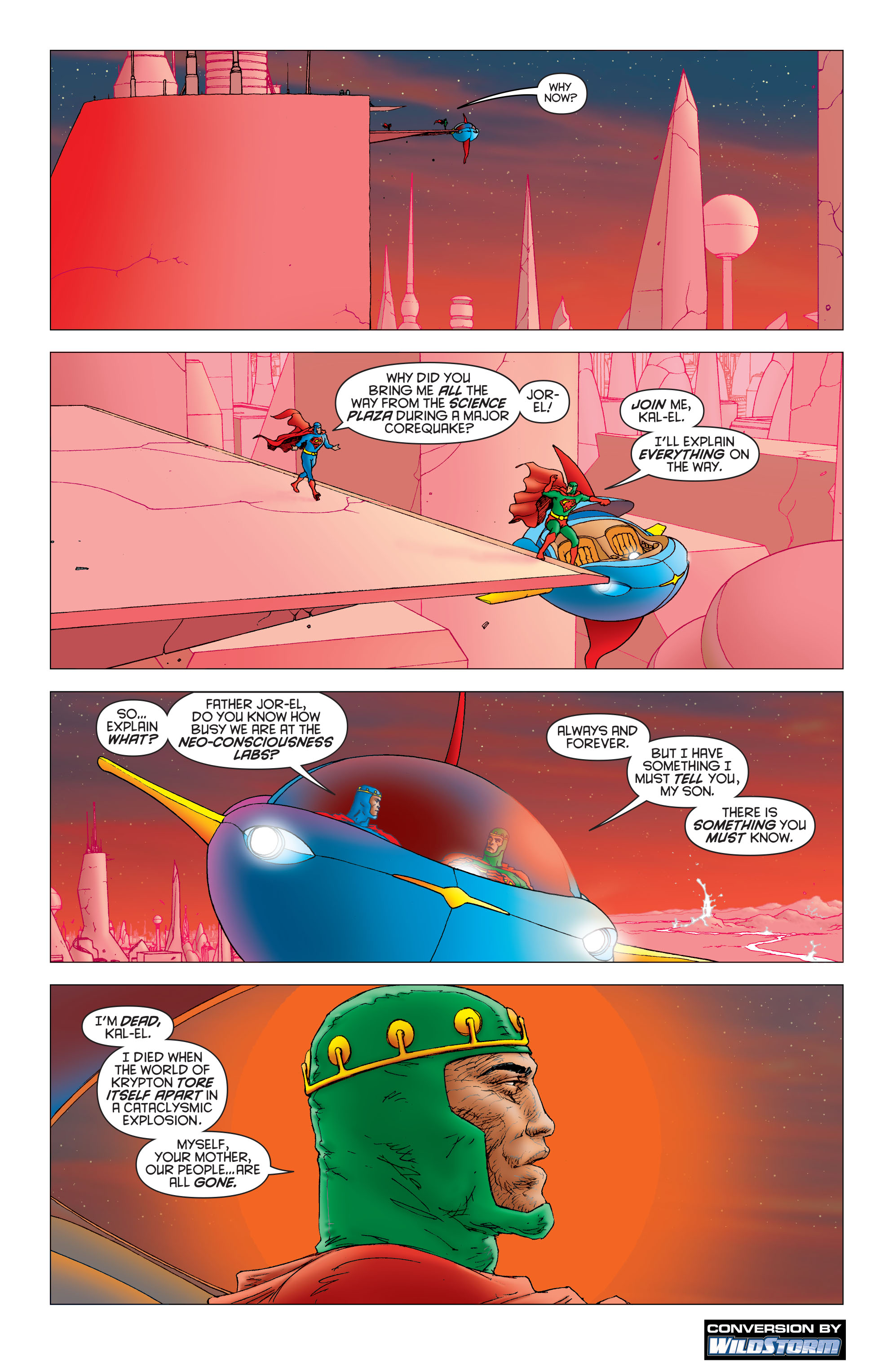 Read online All Star Superman comic -  Issue #12 - 2