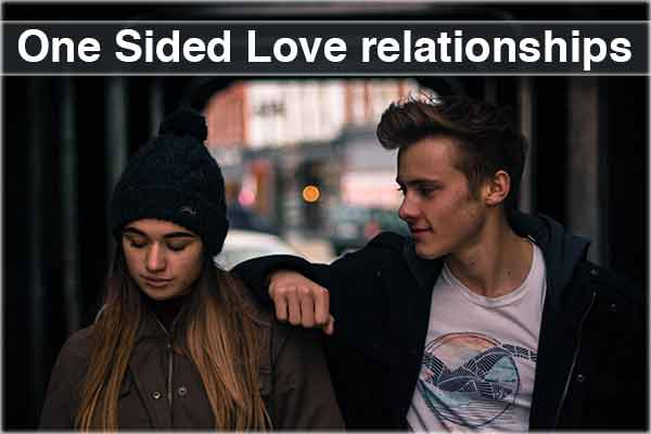 One Sided love relationships
