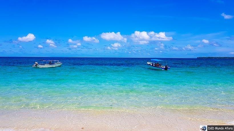 Playa Blanca - Receptivo em Cartagena: Juan Ballena Travel