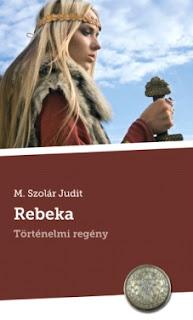 M. Szolár Judit Rebeka regény borító
