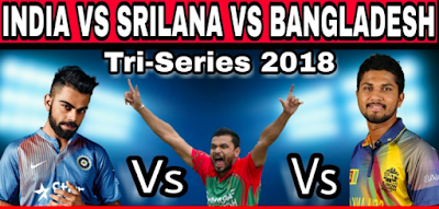 India vs Bangladesh v Sri lanka live streaming