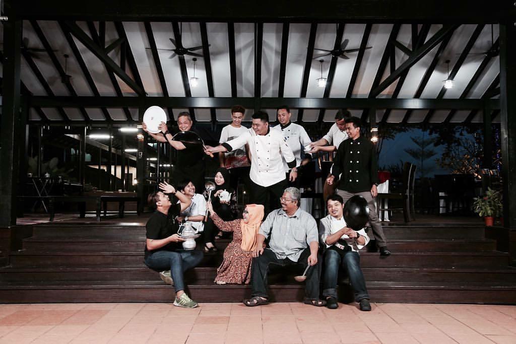 Dapor Warisan Restoran Johor Bahru Sajian