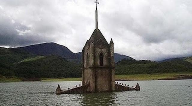 gereja bandar patosi venezula