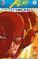 Flash: Renascimento #1