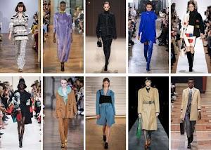 Fashion Week: De New York à Paris automne/hiver 2019/2020