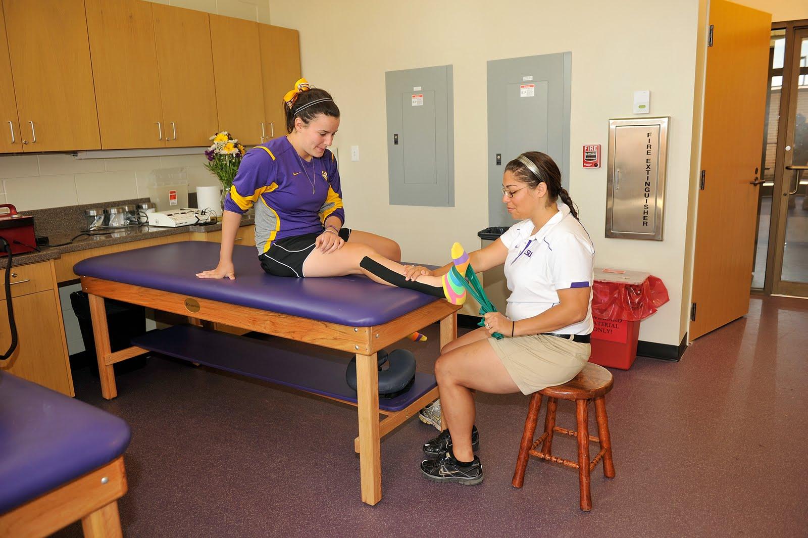 Tiger Talk New Athletic Training Facilities