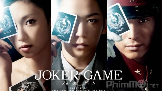 Phim Trò Cân Não VietSub FULL HD | Joker Game 2015