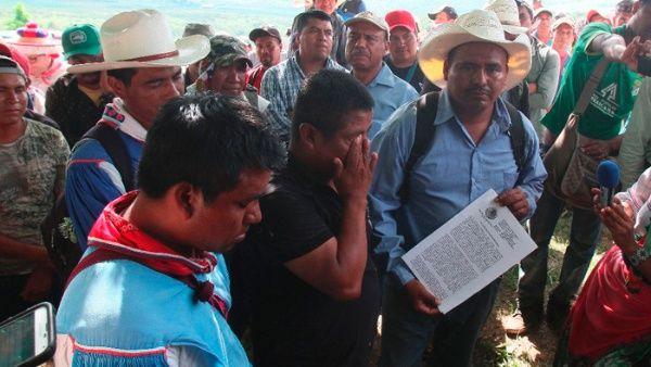 Asesinan a presidente del Comisionado de Wixárrica en México