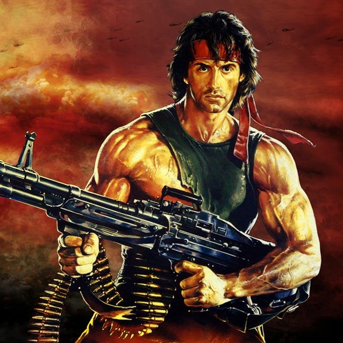 Rambo Wallpaper