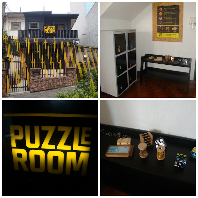 Puzzle Room São Paulo