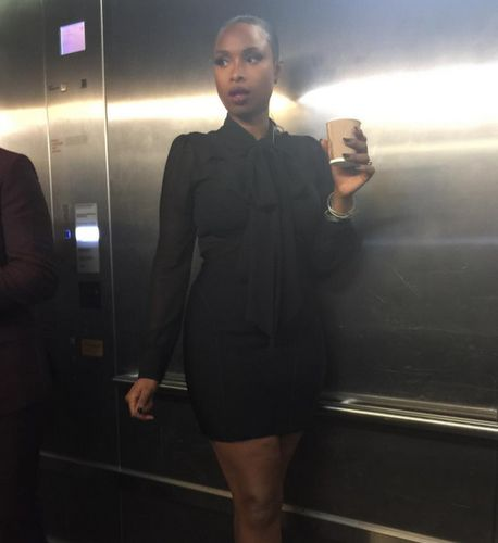 Jennifer Hudson has shaved off the hair
