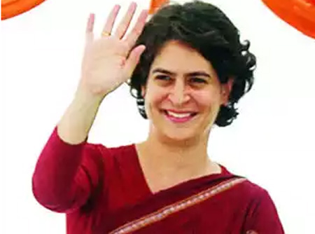 Won't contest Lok Sabha poll: Priyanka Gandhi tells party men, New Delhi, News, Politics, Trending, Congress, Lok Sabha, Election, Report, National