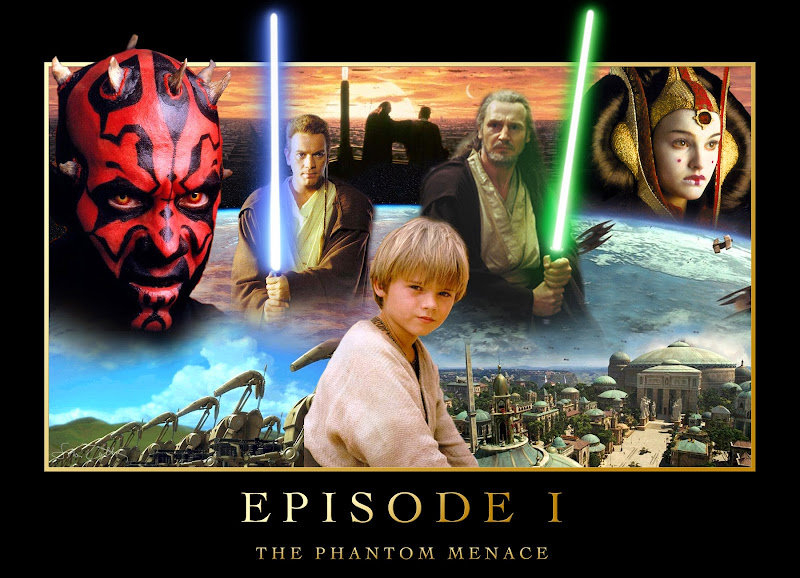 Star Wars : Episode I : The Phantom Menace (1999) mtvretro.blogspot.com