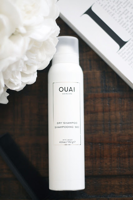 OUAI, dry shampoo, beauty review, haircare, Jen Atkins, beauty blogger