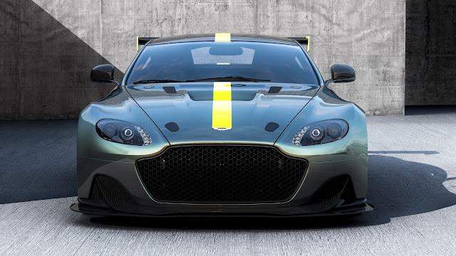 2018 Aston Martin Vantage AMR Pro