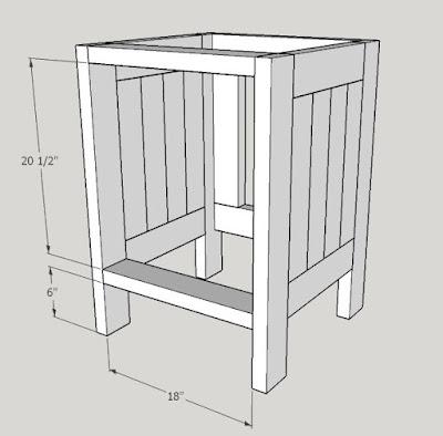 Instruction Drawers Nightstand