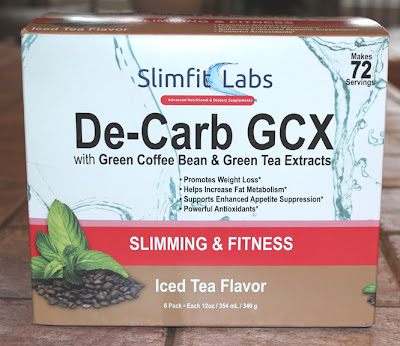 De-Carb GCX Coffee Bean & Green Tea Extracts