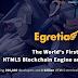 Egretia [ICO]  HTML5 Blockchain Engine & Platform