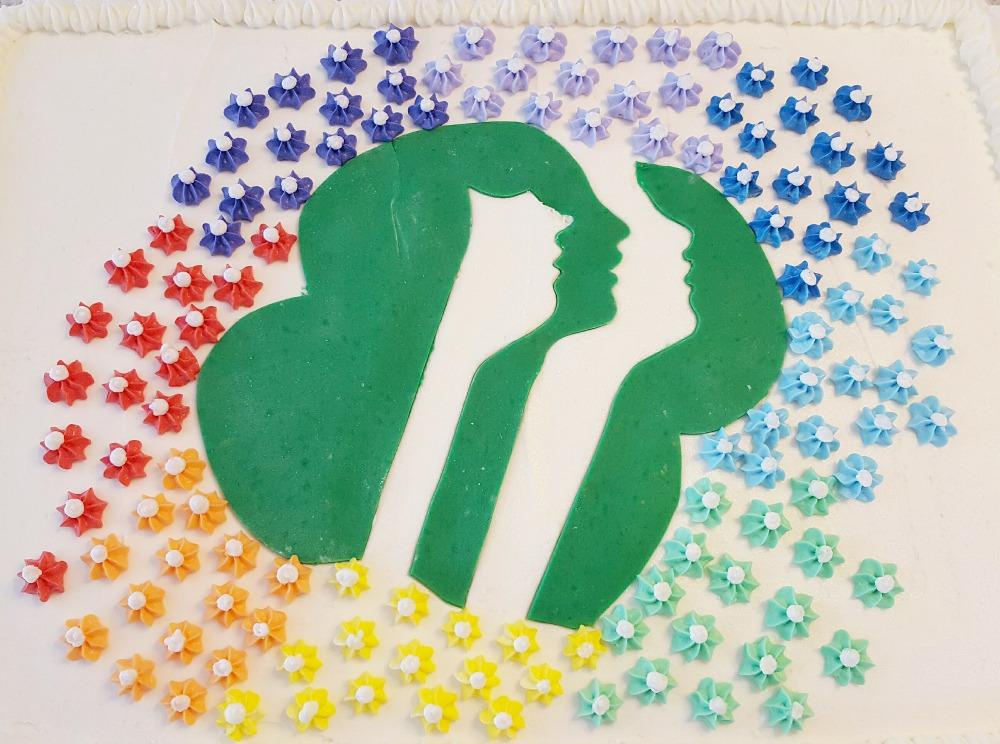 3 Fun Rainbow Cake Recipes For Girl Scouts Kids Creative Chaos