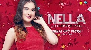 Lagu Nella Kharisma - Ninja Opo Vespa (Lagista) Mp3