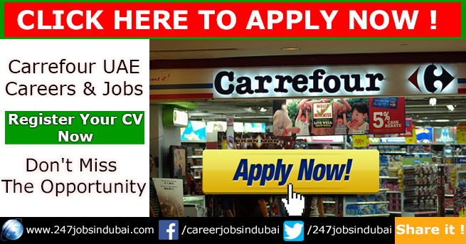 Latest Jobs Vacancies at Carrefour UAE Jobs and Careers