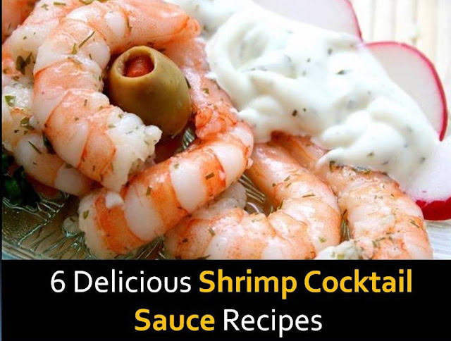 Creamy garlic shrimp sauce