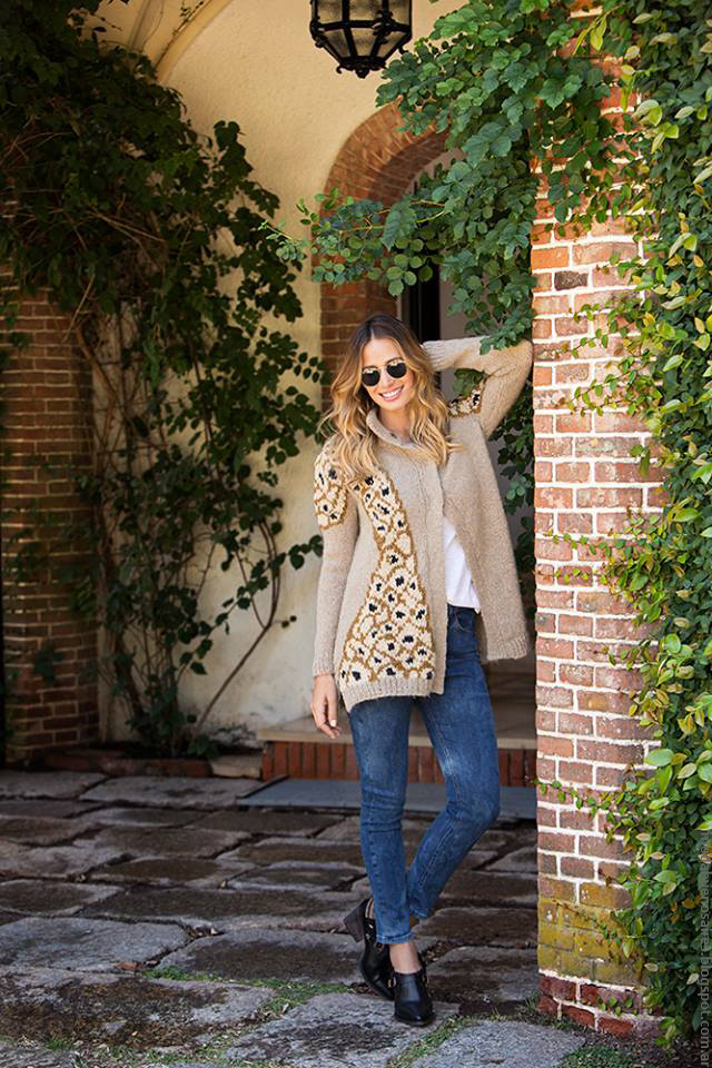 Moda invierno 2016 Milana Sweaters.