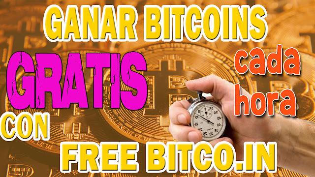 Free Bitcoin: Gana bitcoins gratis y facilmente