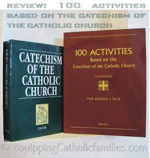 Review: 100 Activities Based on the Catechism of the Catholic Church