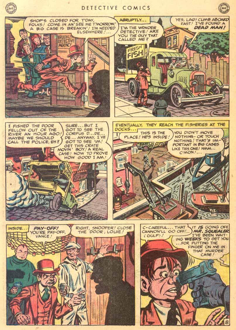 Read online Detective Comics (1937) comic -  Issue #149 - 46