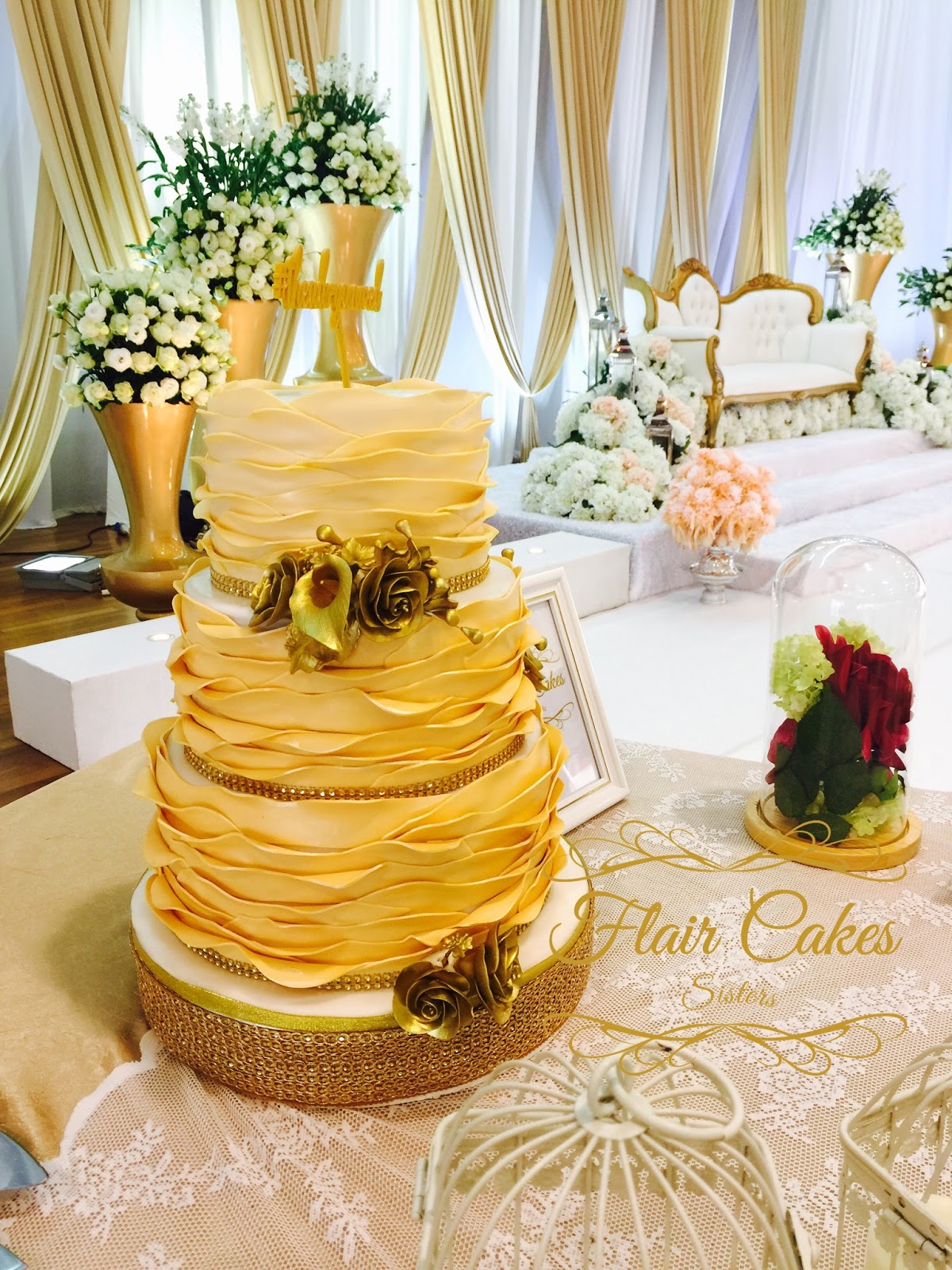 Flair Cakes Sisters: 2016